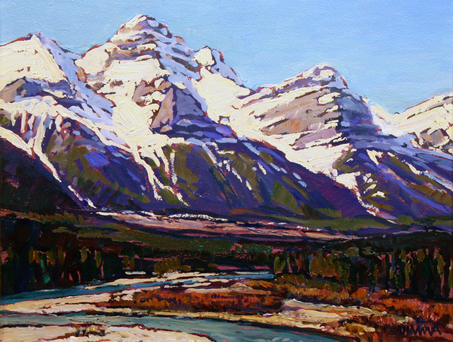 , 'Bow River (60.17),' , Wallace Galleries