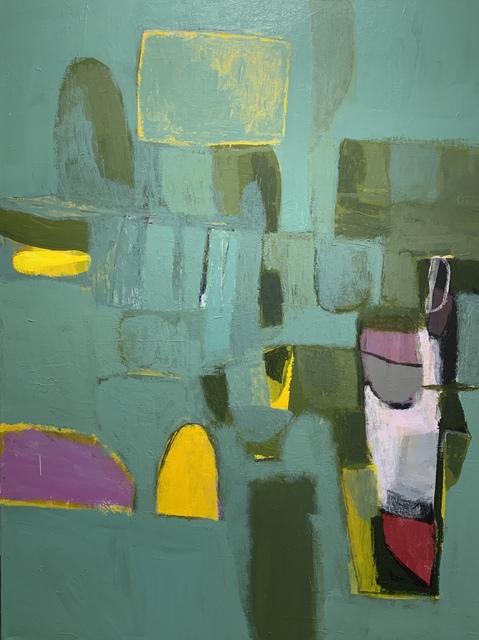 , 'Green Fairy,' 2010, Galería Petrus