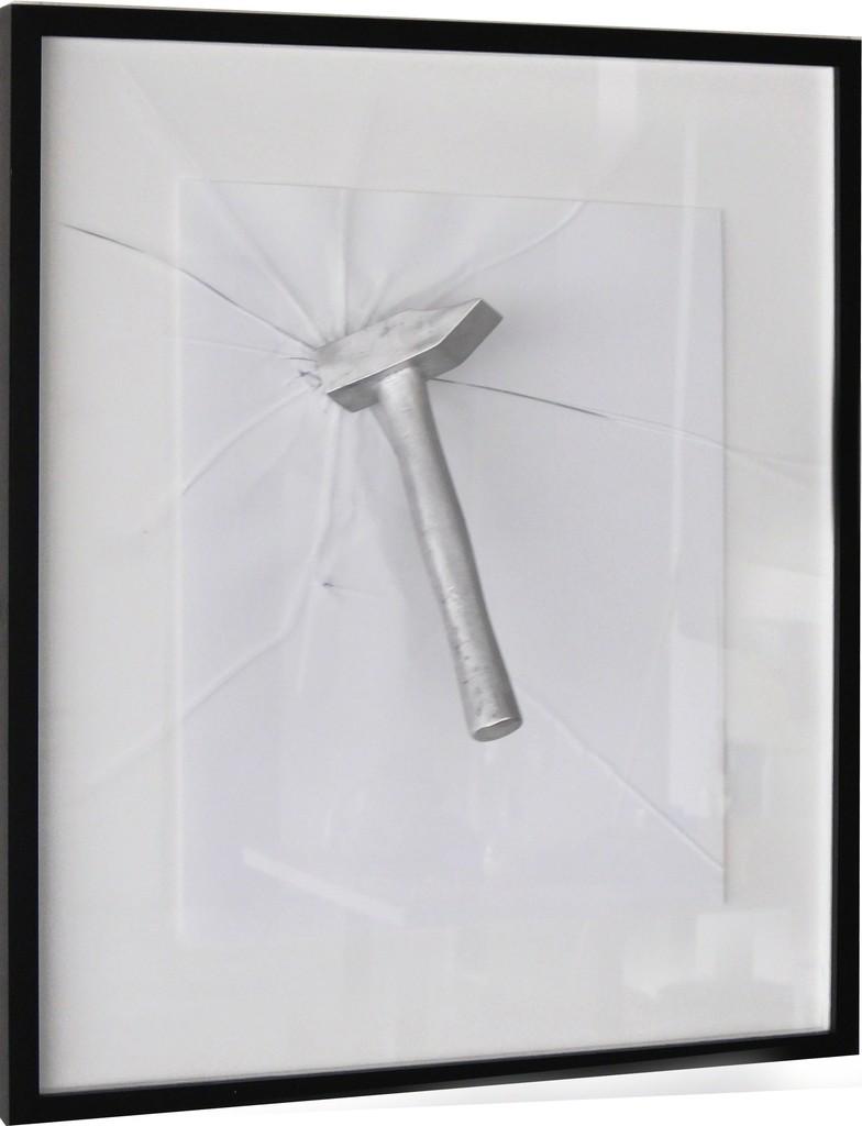 Steven Guermeur, 'Braking Frame,' 2014, 0gms