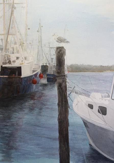 , 'Spikes Marina,' 2016, Grenning Gallery
