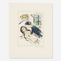 Marc Chagall, 'Hymenee,' 1983, Wright: Prints + Multiples (January 2017)