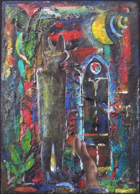 , 'Ancient Call,' 2017, Greenhut Galleries