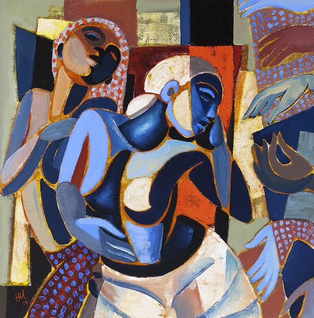 , 'The suitors,' 2015, Johans Borman Fine Art