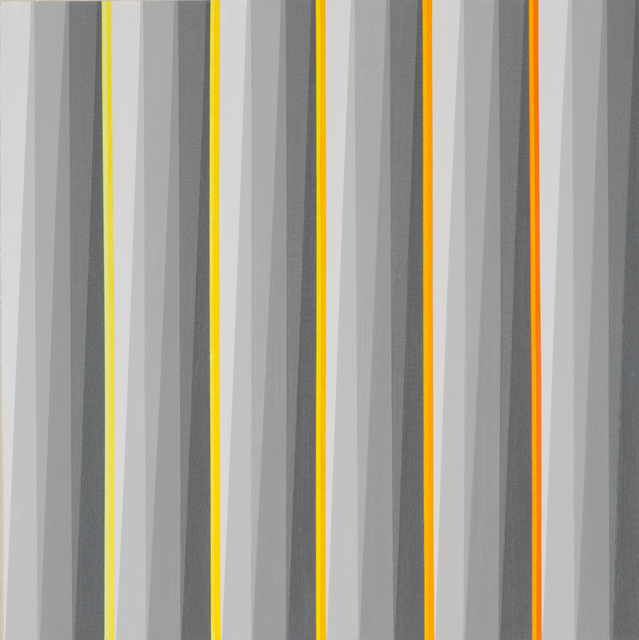 , 'Gray + Yellows,' 2006, David Richard Gallery