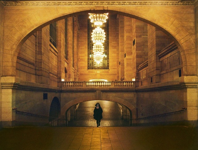 , 'Grand Central Tunnel,' 2015, Postmasters Gallery