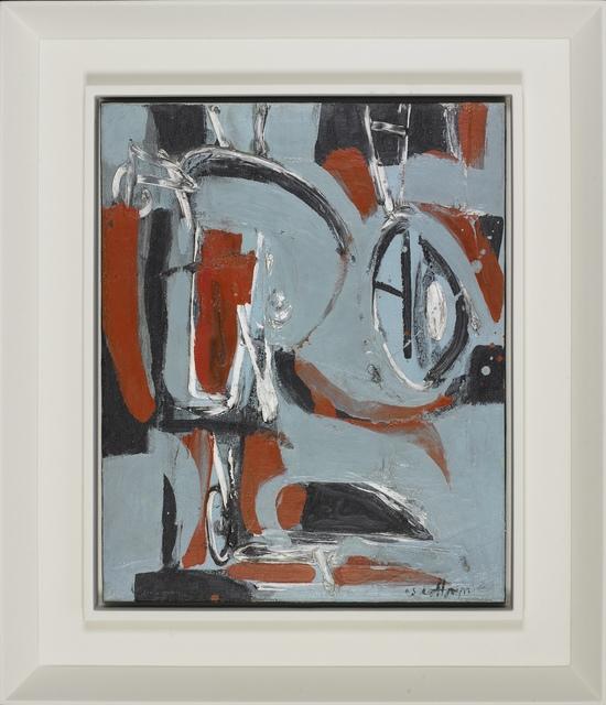 Emerson Woelffer, 'The Toast', 1950, Vallarino Fine Art