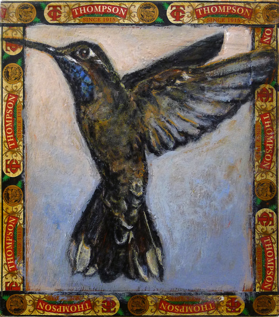 , 'Blue Throat / Thompson,' , Gail Severn Gallery