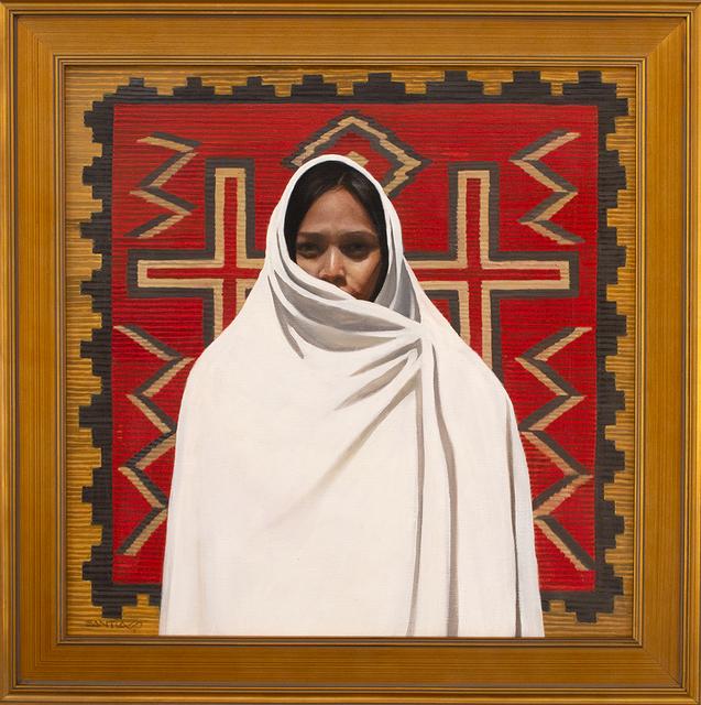 Roseta Santiago, 'Woven in Time', 2019, Blue Rain Gallery