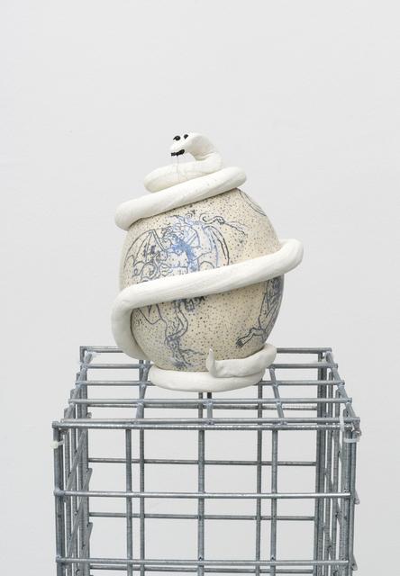 , 'Oomancy,' 2017, PPC Philipp Pflug Contemporary