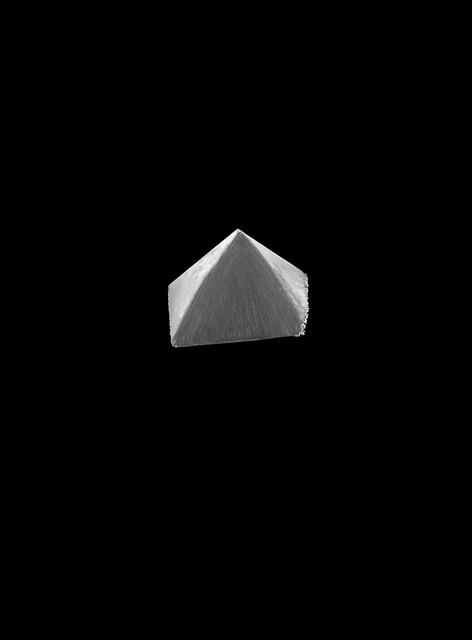 , 'A Cube, a Sphere, and a Pyramid #7,' 2011, Eduardo Secci Contemporary