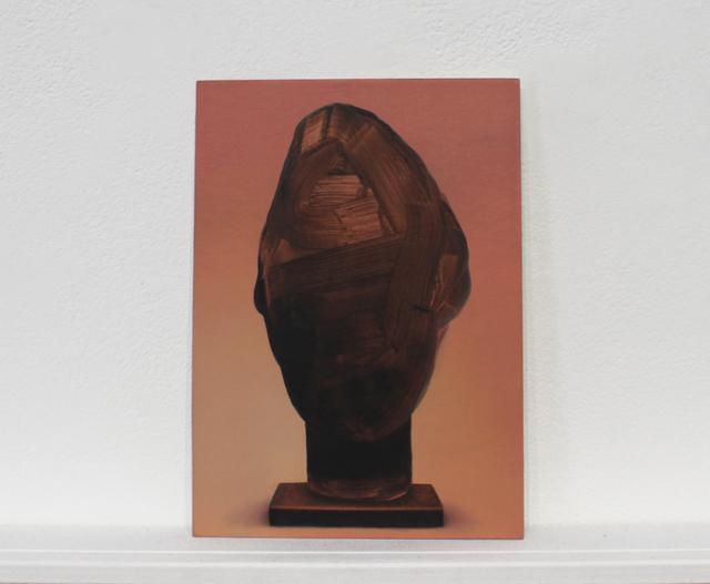 , 'Portrait of Camille Claudel with a Bonnet, 1886,' 2015, Josée Bienvenu