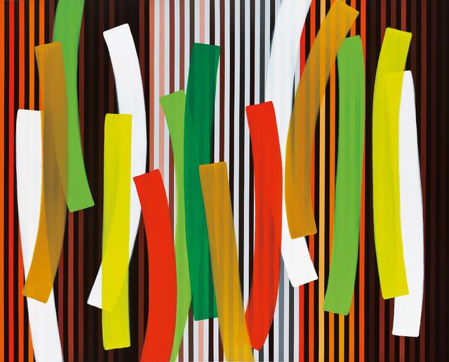 Ha Taeim, 'Un Passage', 2017, Painting, Acrylic on canvas, Seoul Auction