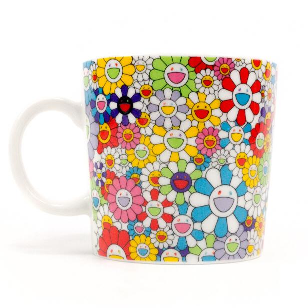 Takashi Murakami, 'Flowers Mug', ca. 2017, Lex Art Gallery