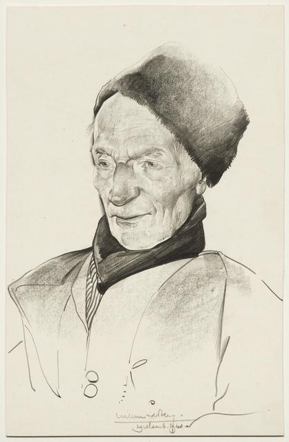 , 'Volendammer,' 1940, Mireille Mosler Ltd.