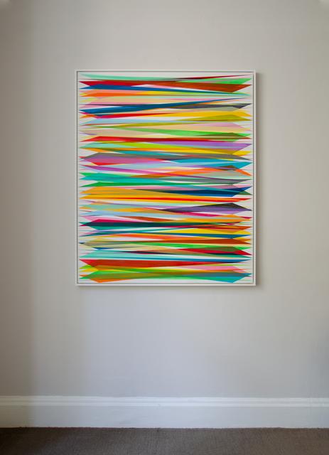 , 'Keilbild No.2,' 2019, Bartha Contemporary