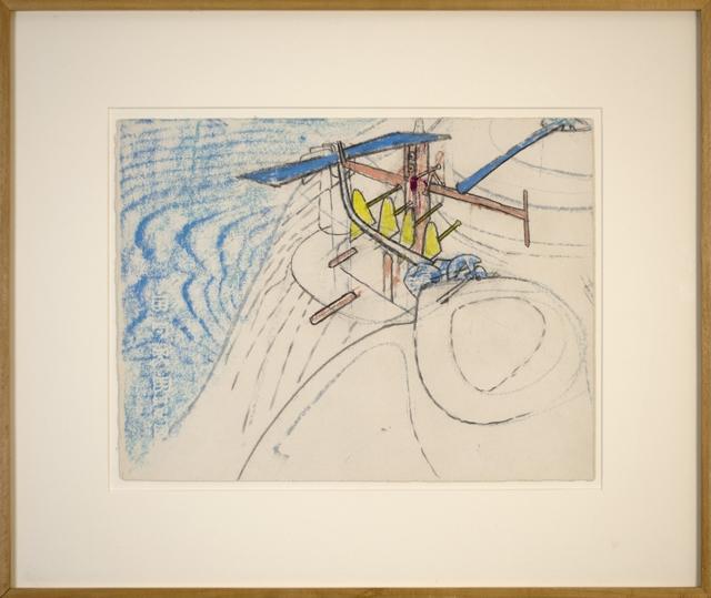 Roberto Matta, 'S/ título   Untitled', 1963 / 64, Galeria Filomena Soares