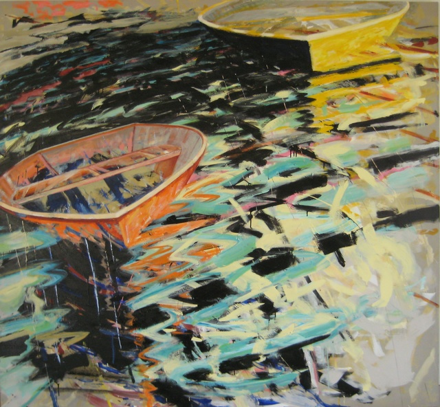 , 'Surge Left II,' 2012, Cross Mackenzie Gallery