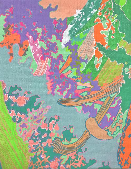 , 'Pollen No.29,' 2018, ART LABOR Gallery