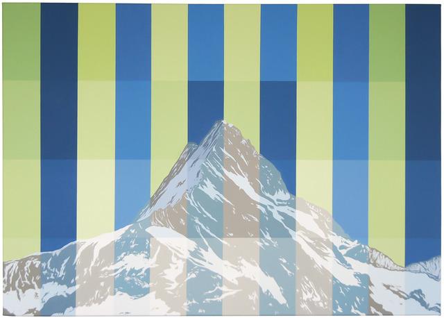 , 'Schreckhorn (Swiss mountain),' 2016, Sarasin Art