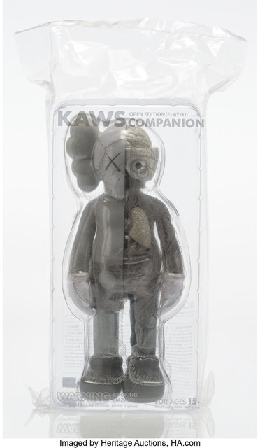 KAWS, 'Dissected Companion (Grey)', 2016, Heritage Auctions