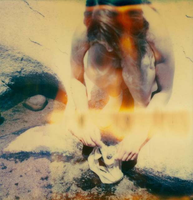 Stefanie Schneider, 'Planet of the Apes XI', 1999, Photography, Digital C-Print based on a Polaroid, not mounted, Instantdreams