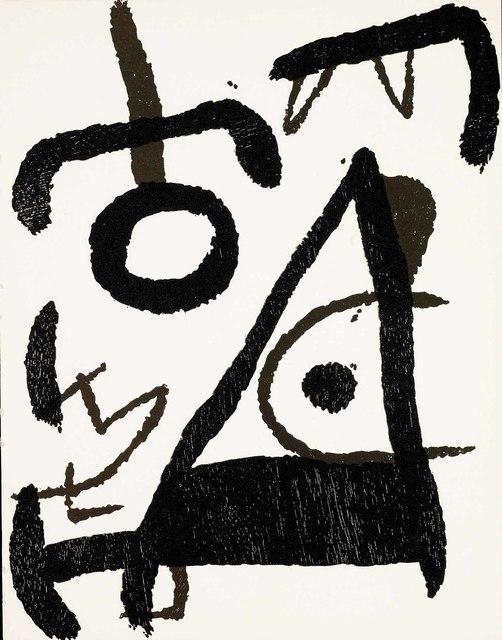 , 'Untitled (D.1294, Miro Graveur Volume III),' , Martin Lawrence Galleries