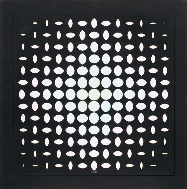 , 'Progression du Cercle,' 1960, Galerie Hans Mayer