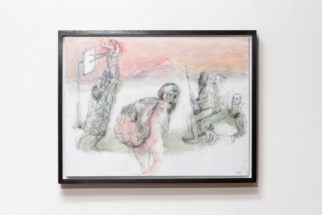 , 'Drawing 70,' 2016, Joanna Bryant & Julian Page