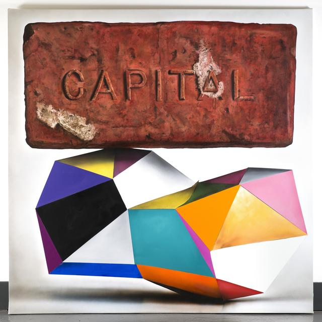 , 'Isaac´s Triumph,' 2016, GALERIE BENJAMIN ECK