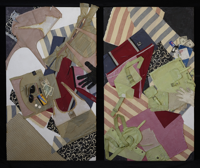 , 'Bad Purses,' 2011, Freight + Volume