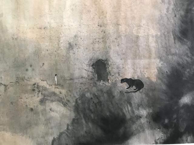 , 'Mountain Gateway,' 2015, Galerie du Monde