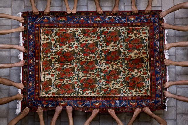 , 'Knot,' 2011, Officine dell'Immagine