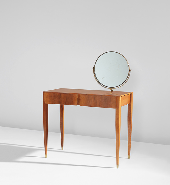 Gio Ponti, 'Dressing table, from the Hotel Royal, Naples', circa 1953, Phillips