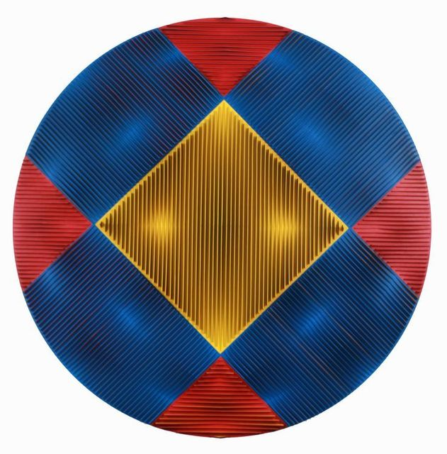, 'Circle with Yellow Square,' , Gormleys Fine Art