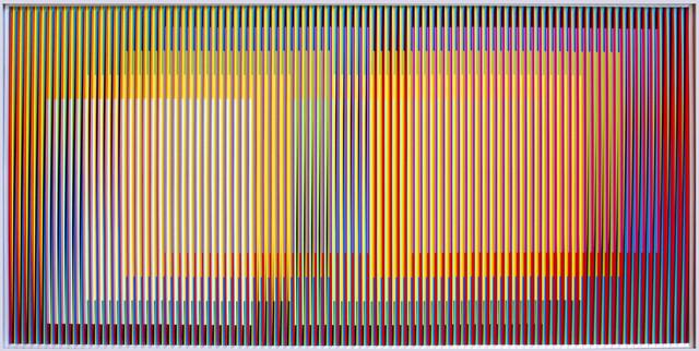 Carlos Cruz-Diez, 'Physichromie Panam 133', 2013, Galería La Cometa