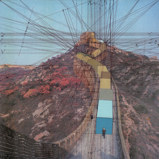 , 'China Wall Animation, Scene 7,' 2015, G. Gibson Gallery