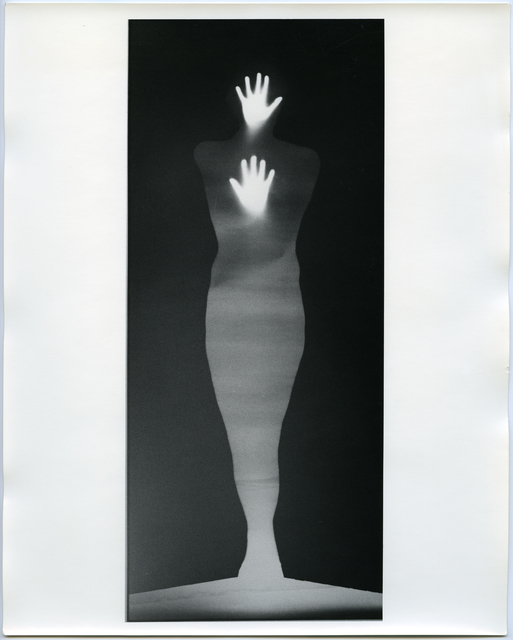 , 'SOUND OF TWO HAND ANGEL,' 1974, San Francisco Museum of Modern Art (SFMOMA)