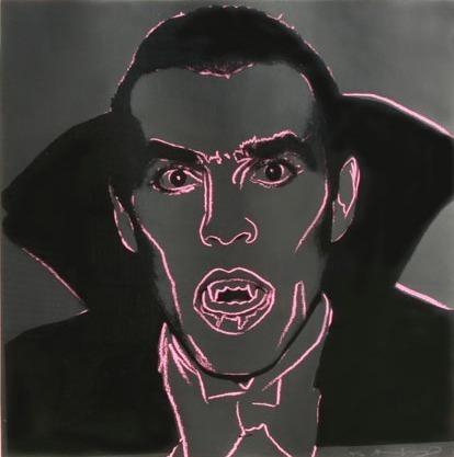 Andy Warhol, 'Dracula', 1981, Lush Art Agency