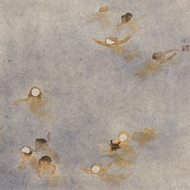 ZHANG WEN 张闻, 'Water Days', 2016, White Space Art Asia