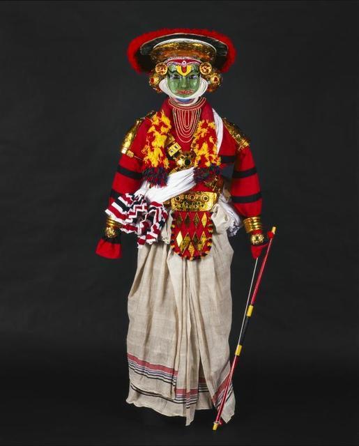 , 'Rama,' 1980, Musée national des arts asiatiques - Guimet