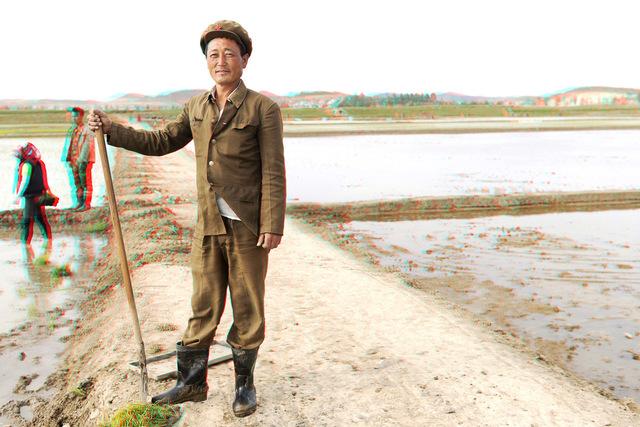 , '#59. RI YONG GI, 42, Water Regulator, Chonsamri Co-operative Farm,' 2014, Pékin Fine Arts