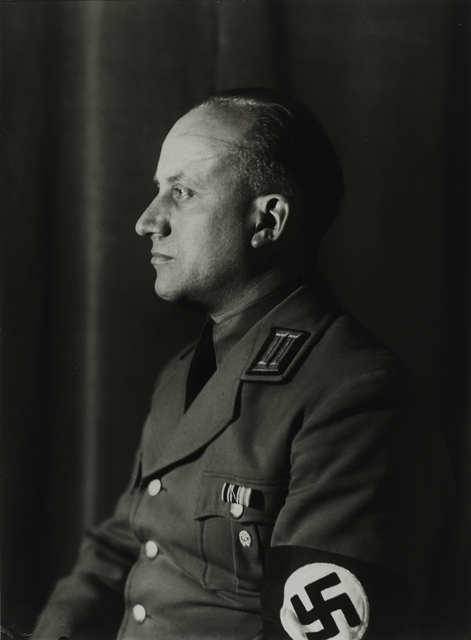 August Sander, 'National Socialist, Head of Department of Culture, c. 1938', Galerie Julian Sander