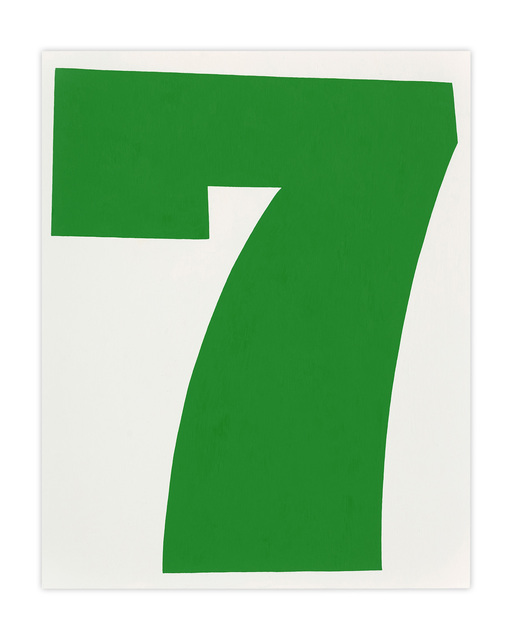 , 'Green ABQ7,' 2015, Richard Levy Gallery