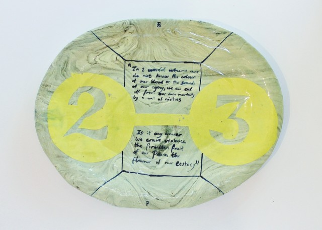 , '23,' 1987, Castlegate House Gallery