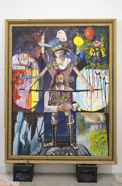 , 'Carolina, Valor,' 2008-2015, Fernando Luis Alvarez Gallery