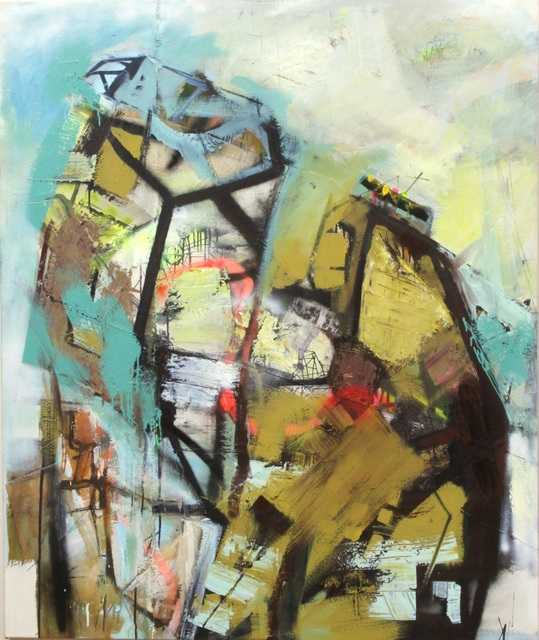 , 'World of Made,' 2013, Miller White Fine Arts