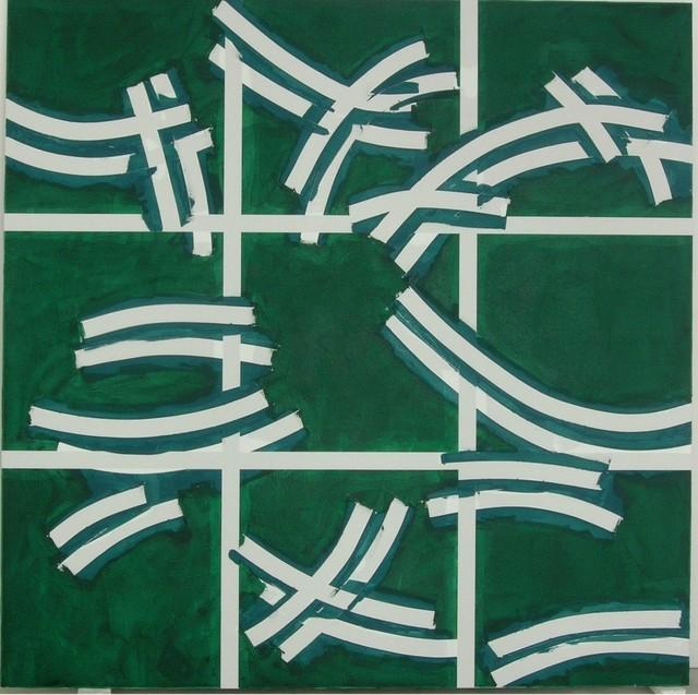 , 'Untitled (HZ 2009-053),' 2009, Galería Juana de Aizpuru
