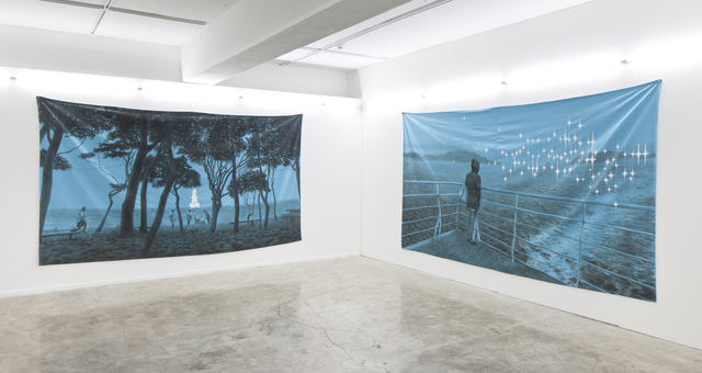 , 'The World Does Not Let Me Dream a Dream,' 2014, Hakgojae Gallery