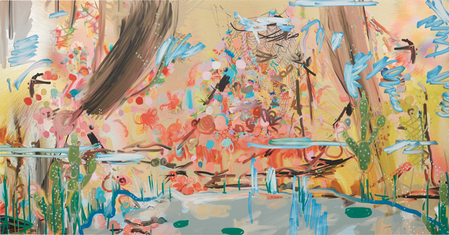 Petra Cortright, 'its youth ''fat-free vegan', 2014, Painting, Digital painting on aluminum, Phillips