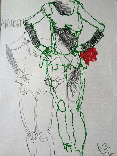 , 'Spread,' 2015, Society of Nigerian Artists